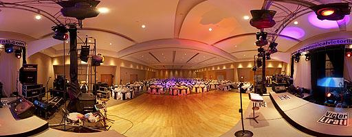 Salón para eventos Celaya. Hotel Casa Inn Celaya, México