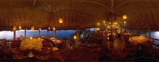 Restaurant Le Kliff. Puerto Vallarta, México