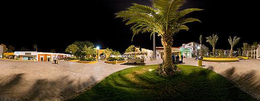 Plaza Central de San José del Cabo, Baja California Sur, Mexico