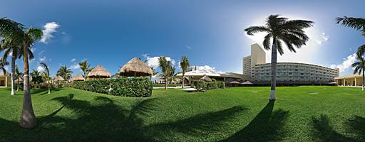 Jardines Hotel Presidente InterContinental. Cancún, México