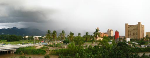 Temporada de lluvias, Puerto Vallarta, Jalisco