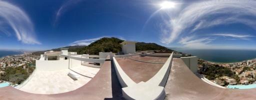 Vista desde Avalon. Puerto Vallarta, Jalisco, México