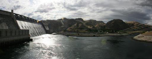 Grand Coulee Dam, Washington, USA