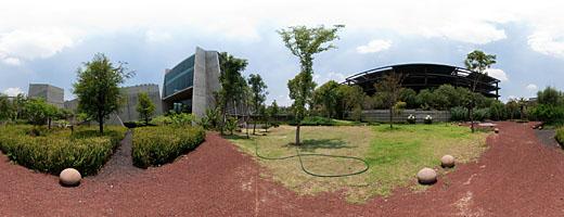 La Biblioteca Vasconcelos – Jardín Botánico (2 de 8)