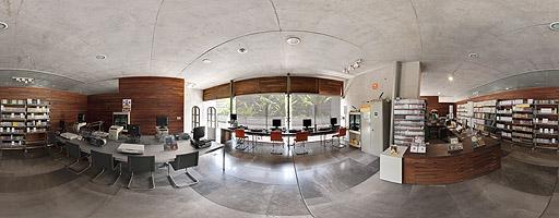 La Biblioteca Vasconcelos – Sala Braille (8 de 8)