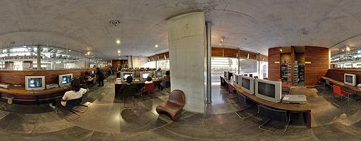 La Biblioteca Vasconcelos – Sala Multimedia (7 de 8)