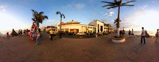 El Malecon de Puerto Vallarta