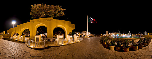 Rotonda de los Cabeños Ilustres. San José del Cabo, México.