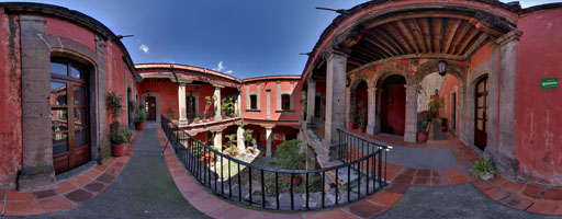 Casa Talavera, México, D.F.
