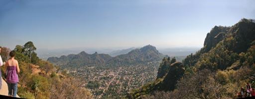 Tepoztlán, Morelos. México
